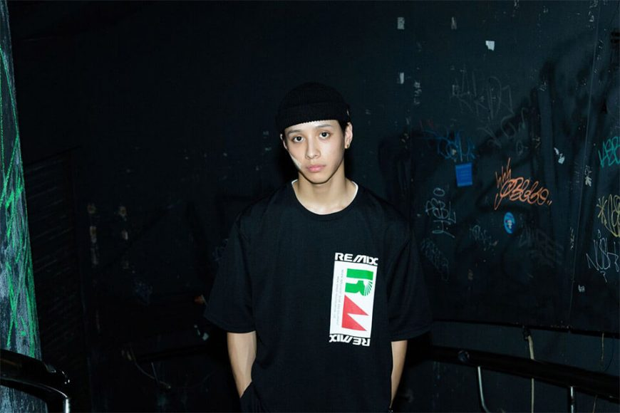 REMIX 811(六)發售 18 SS Engineering Tech Tee (1)