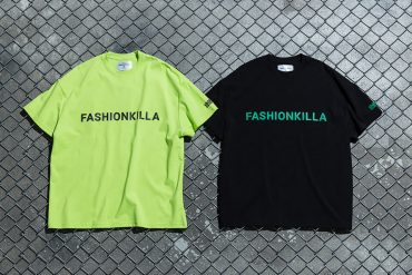 NextMobRiot 98(六)發售 18 SS NMR15th x FASHION KILLA NEON KILLA LOGO TEE (1)