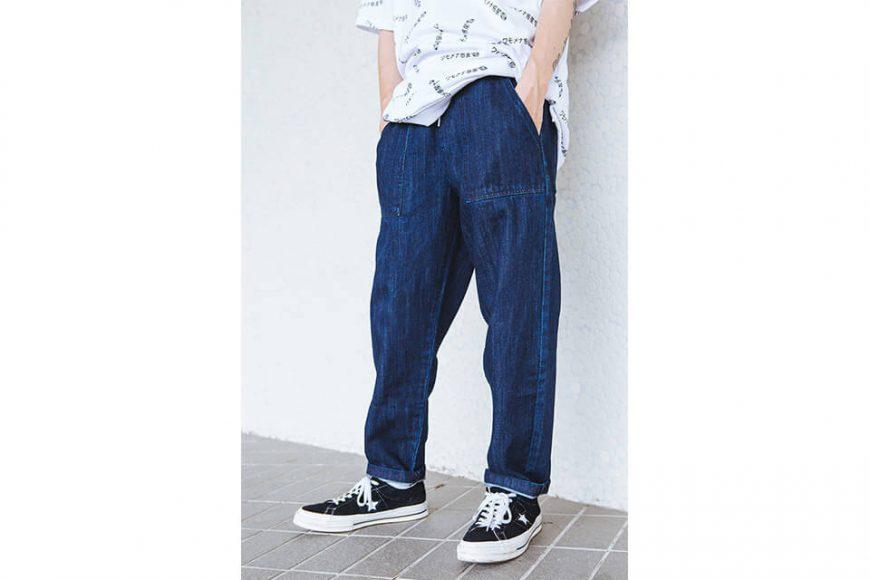 NextMobRiot 98(六)發售 18 SS Steady Big Pocket Capri-Pants (7)
