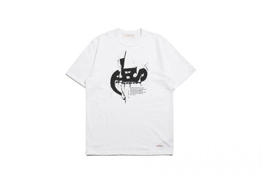 AES 1027(六)發售 18 AW Aes 10th Anniversary Logo Tee (4)