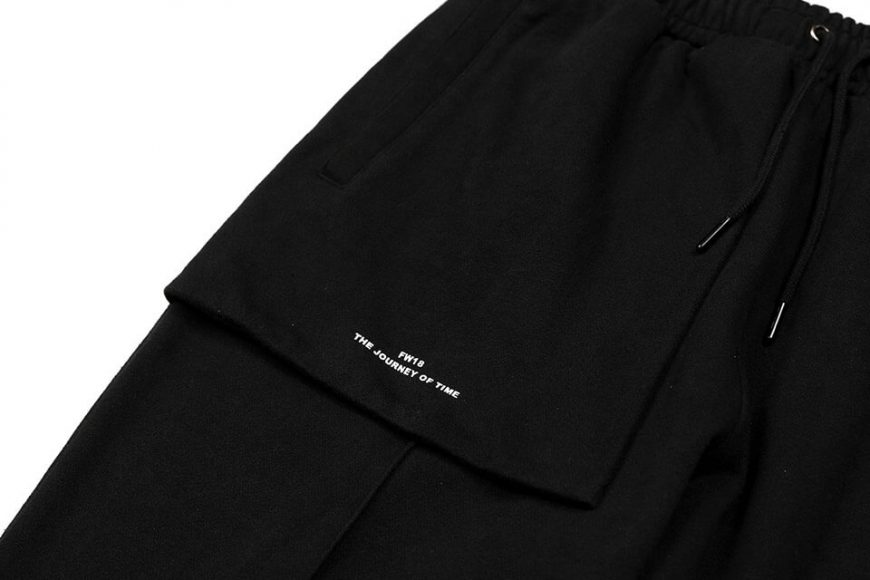 AES 18 AW AES Pocket Sweatpants (5)