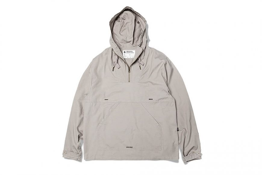 B-SIDE 18 AW Utility Pullover JKT (16)