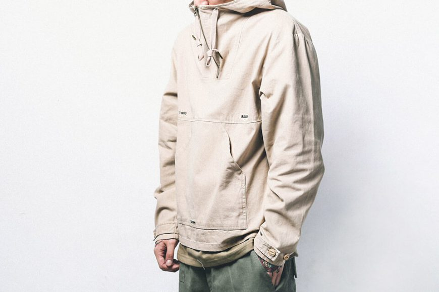 B-SIDE 18 AW Utility Pullover JKT (8)