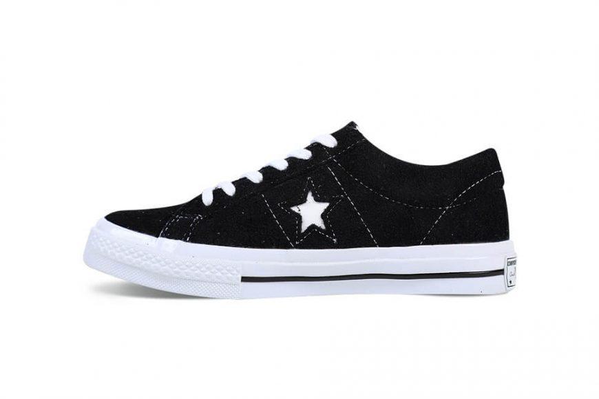 CONVERSE 18 FW 158369C One Star Premium Suede (3)