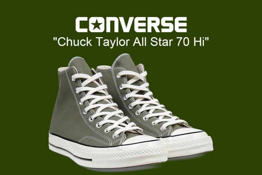 CONVERSE 18 FW 162052C Chuck Taylor All Star '70 Hi (1)