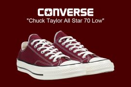 CONVERSE 18 FW 162059C Chuck Taylor All Star '70 Low (1)