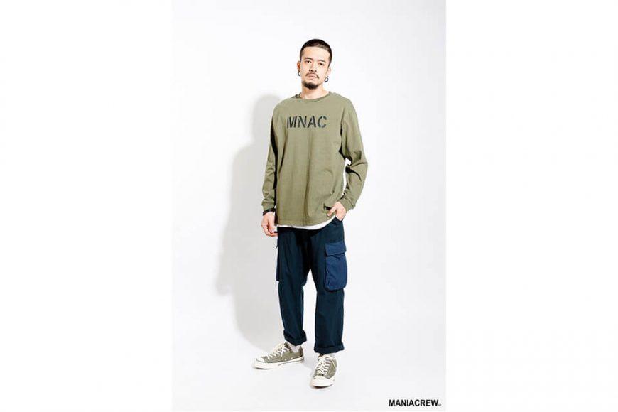 MANIA 1010(三)發售 18 SS MNAC Long Sleeve Print Tee (2)