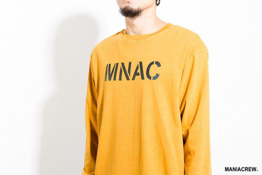MANIA 1010(三)發售 18 SS MNAC Long Sleeve Print Tee (4)