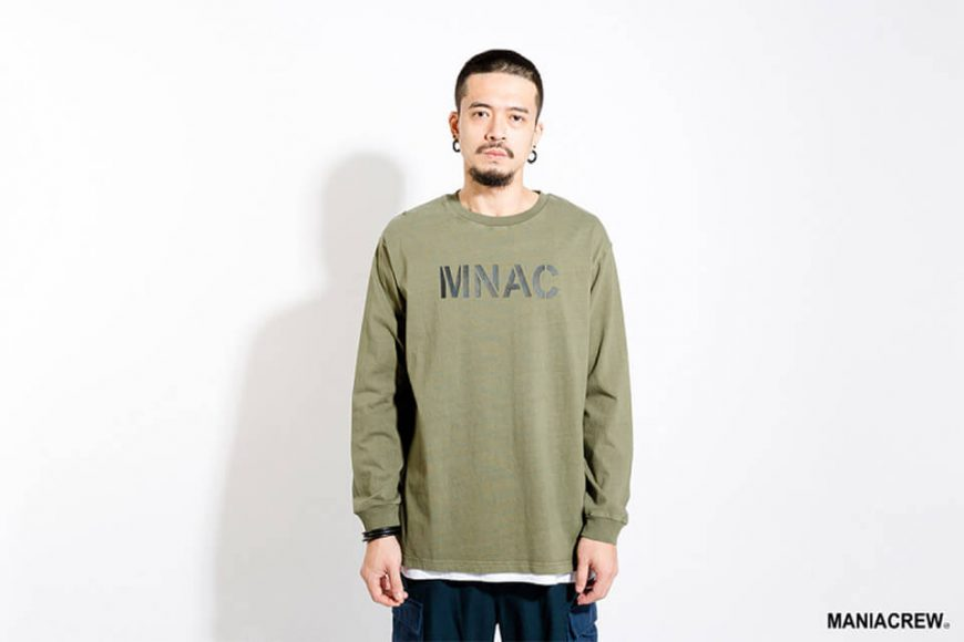 MANIA 1010(三)發售 18 SS MNAC Long Sleeve Print Tee (6)