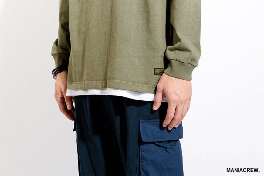 MANIA 1010(三)發售 18 SS MNAC Long Sleeve Print Tee (8)