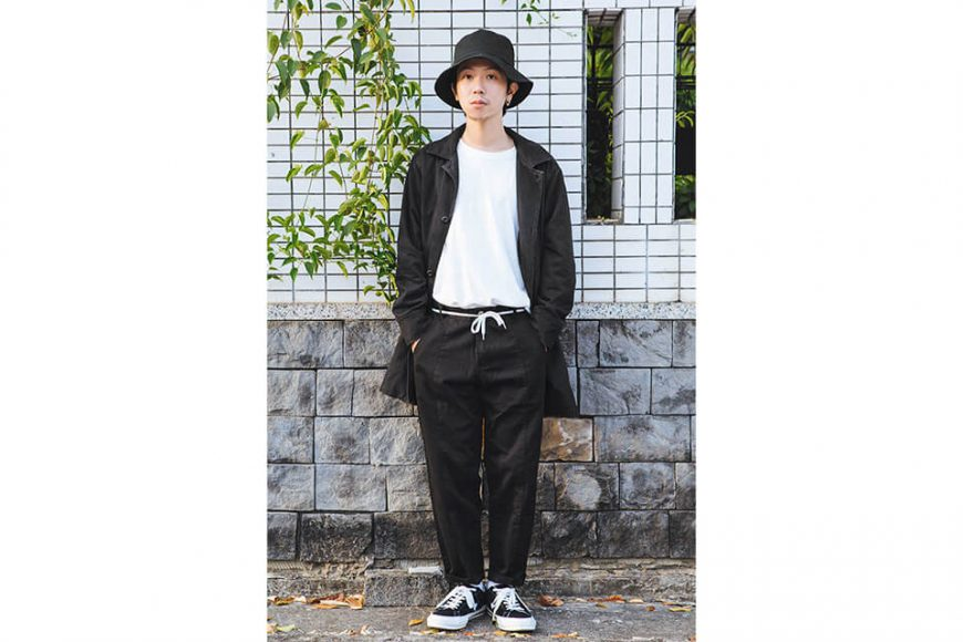 NextMobRiot 1020(六)發售 18 AW D-Line Loosely Capri-Pants (1)