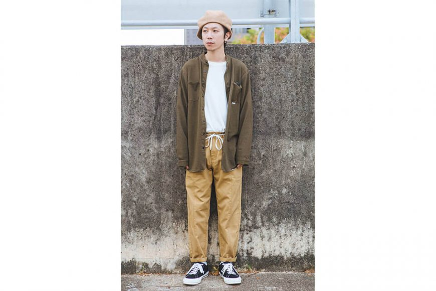 NextMobRiot 1020(六)發售 18 AW D-Line Loosely Capri-Pants (3)