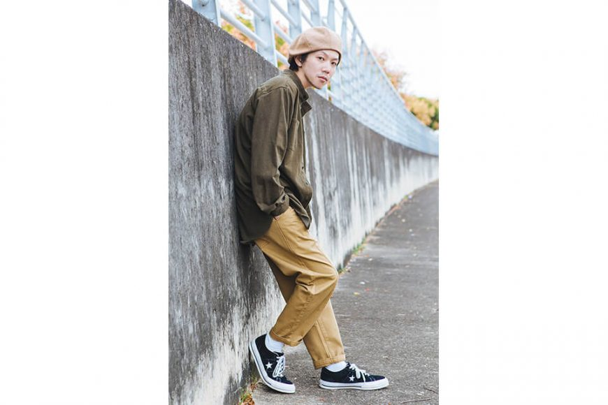 NextMobRiot 1020(六)發售 18 AW D-Line Loosely Capri-Pants (4)