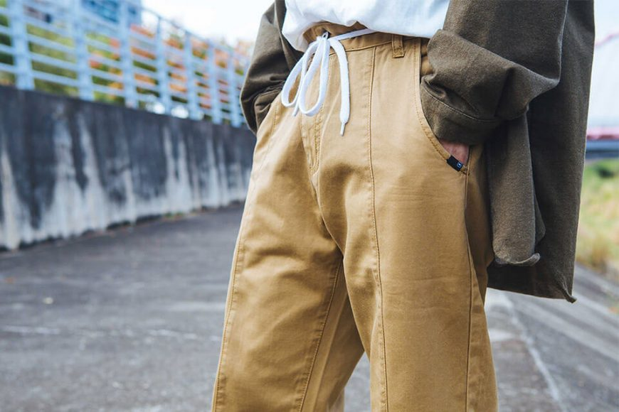 NextMobRiot 1020(六)發售 18 AW D-Line Loosely Capri-Pants (6)