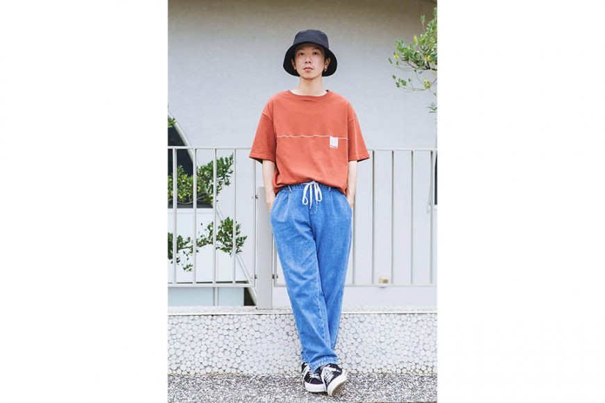 NextMobRiot 1027(六)發售 18 AW Heavy Washed Denim Loosely Pants (1)