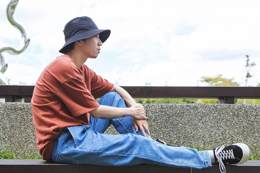 NextMobRiot 1027(六)發售 18 AW Heavy Washed Denim Loosely Pants (2)