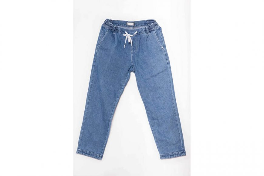 NextMobRiot 1027(六)發售 18 AW Heavy Washed Denim Loosely Pants (6)