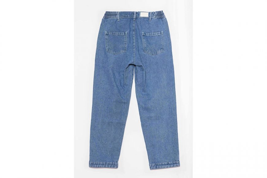 NextMobRiot 1027(六)發售 18 AW Heavy Washed Denim Loosely Pants (7)