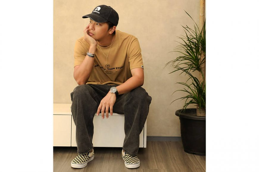 NextMobRiot 106(六)發售 18 SS NMR15th x AES Logo Tee (1)