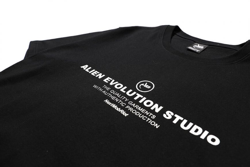 NextMobRiot 106(六)發售 18 SS NMR15th x AES Logo Tee (6)