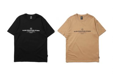 NextMobRiot 106(六)發售 18 SS NMR15th x AES Logo Tee (8)