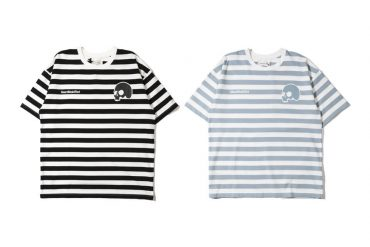 NextMobRiot 106(六)發售 18 SS NMR15th x AES Stripe Oversize Tee (6)