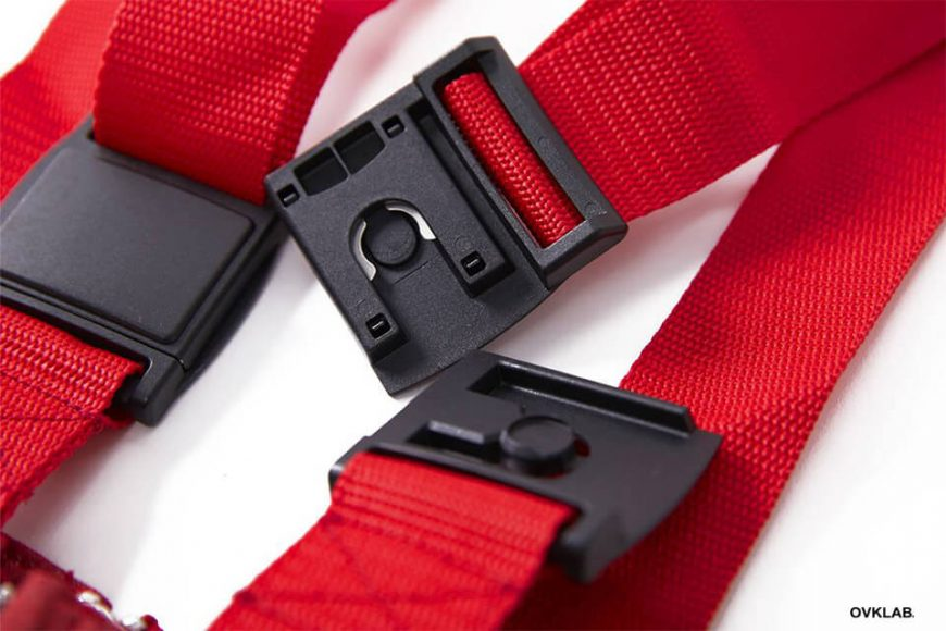 OVKLAB 1024(三)發售 18 SS Waterproof Denim Army Vest (14)