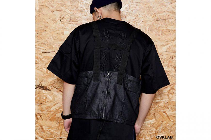 OVKLAB 1024(三)發售 18 SS Waterproof Denim Army Vest (2)