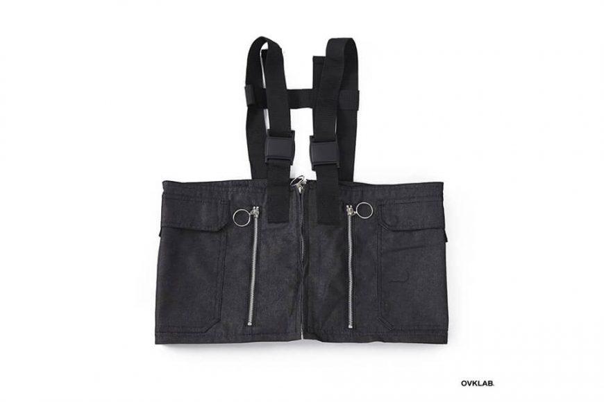 OVKLAB 1024(三)發售 18 SS Waterproof Denim Army Vest (4)