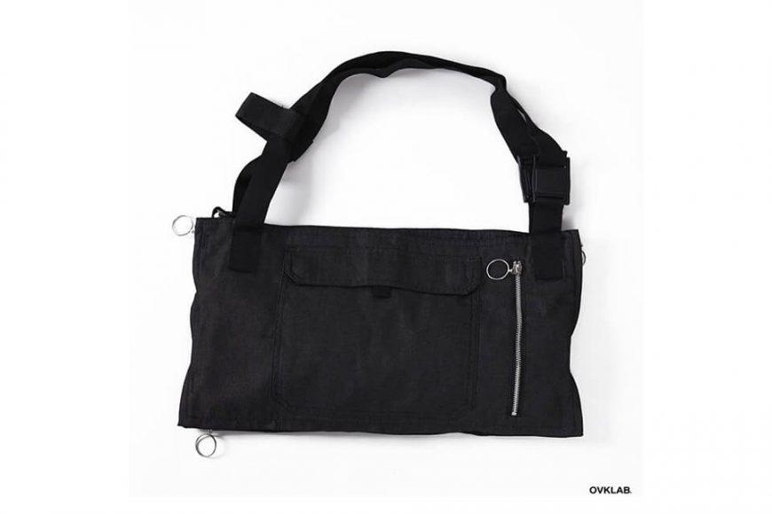 OVKLAB 1024(三)發售 18 SS Waterproof Denim Army Vest (5)