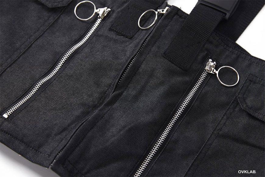 OVKLAB 1024(三)發售 18 SS Waterproof Denim Army Vest (6)