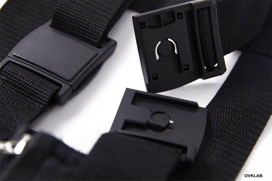 OVKLAB 1024(三)發售 18 SS Waterproof Denim Army Vest (7)