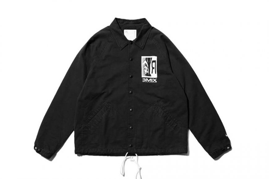 REMIX 1027(六)發售 18 SS R3mix Twill Coach Jacket (14)