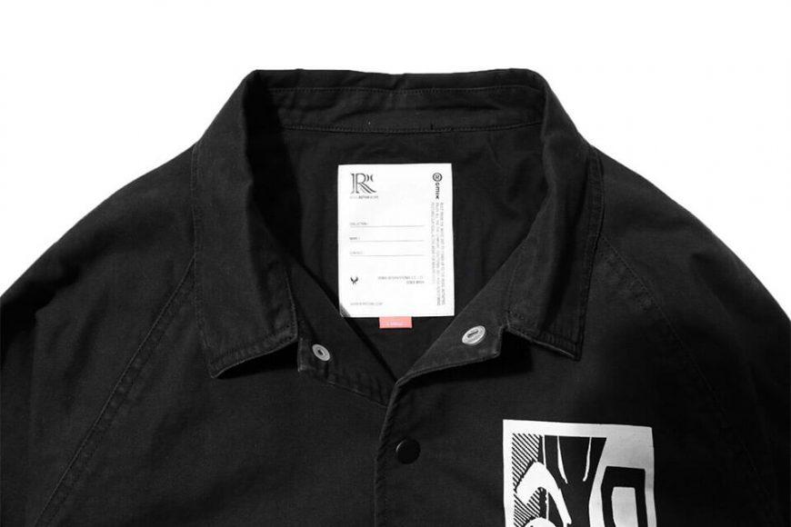 REMIX 1027(六)發售 18 SS R3mix Twill Coach Jacket (16)
