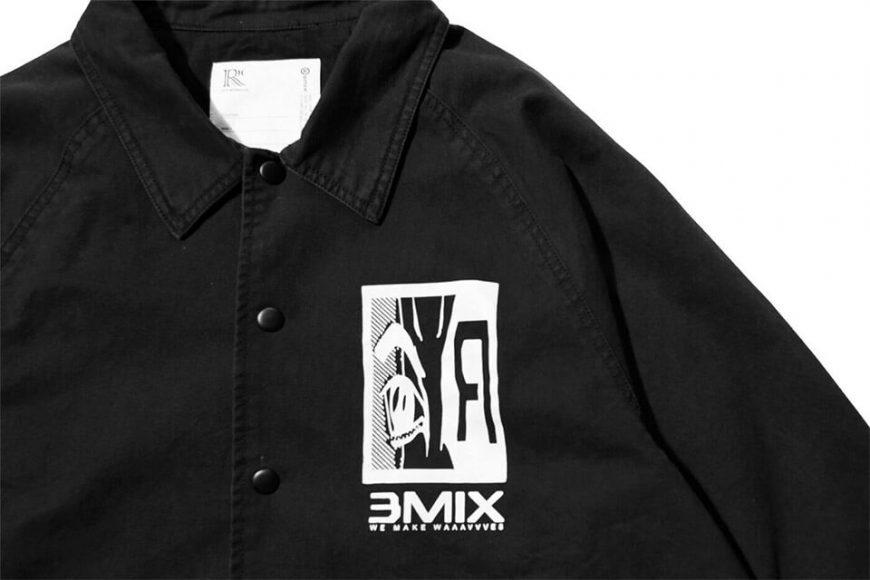 REMIX 1027(六)發售 18 SS R3mix Twill Coach Jacket (17)