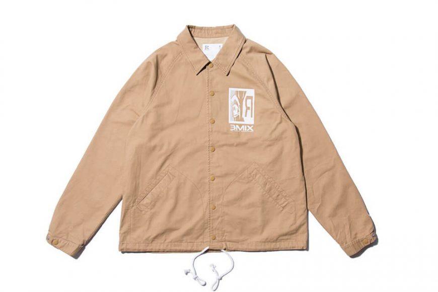 REMIX 1027(六)發售 18 SS R3mix Twill Coach Jacket (19)