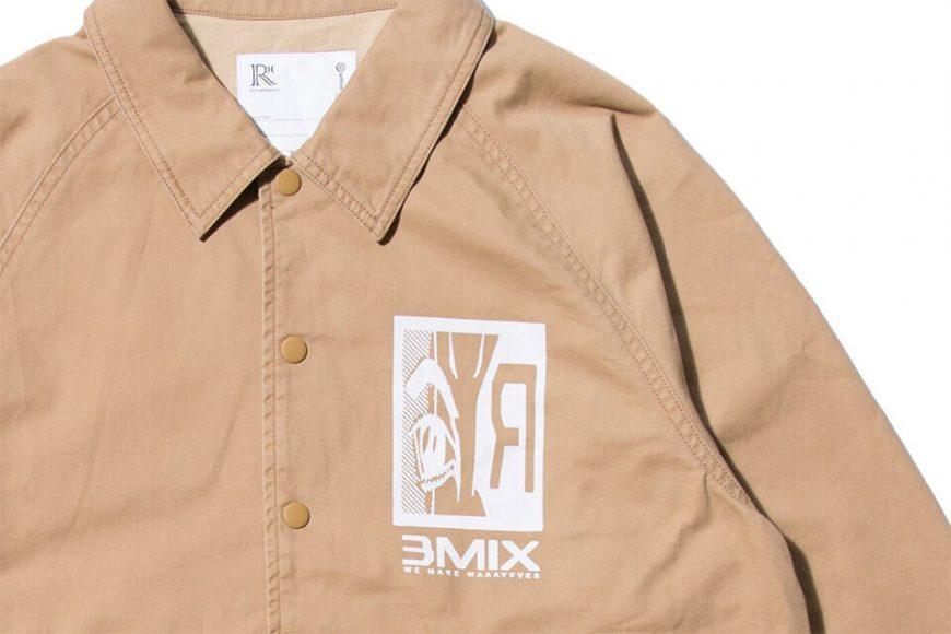 REMIX 1027(六)發售 18 SS R3mix Twill Coach Jacket (22)