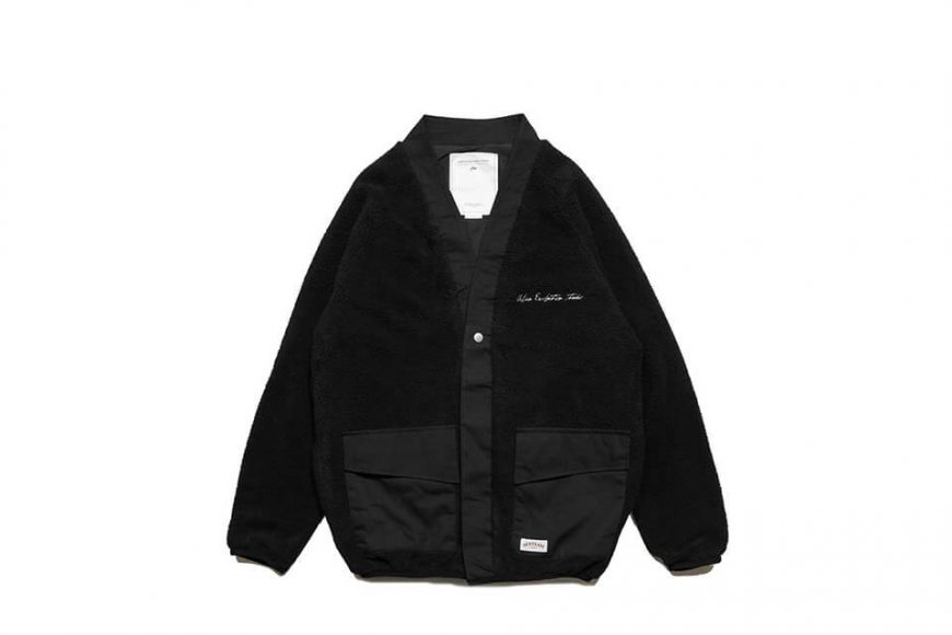 AES 1110(六)發售 18 AW Aes Fleece Jacket (3)
