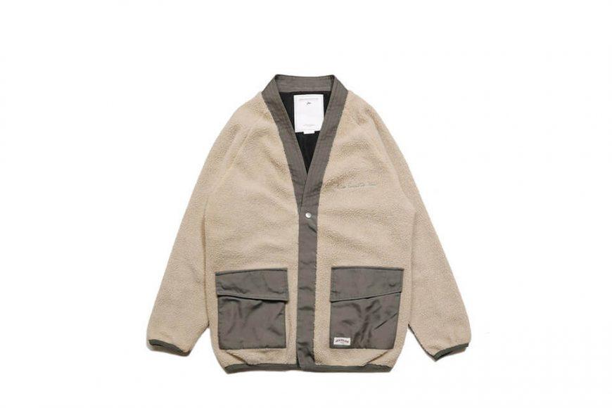 AES 1110(六)發售 18 AW Aes Fleece Jacket (5)