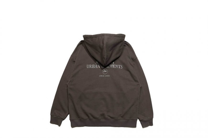 AES 1110(六)發售 18 AW Aes Washed Skull Logo Hoodie (6)