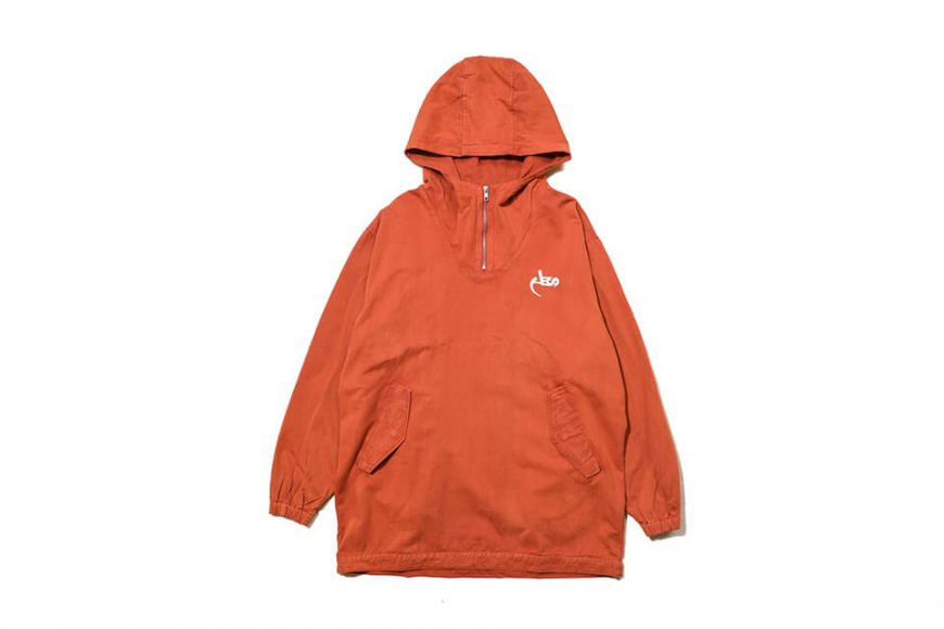 AES 1124(六)發售 18 AW Aes Washed Pullover Jacket (10)
