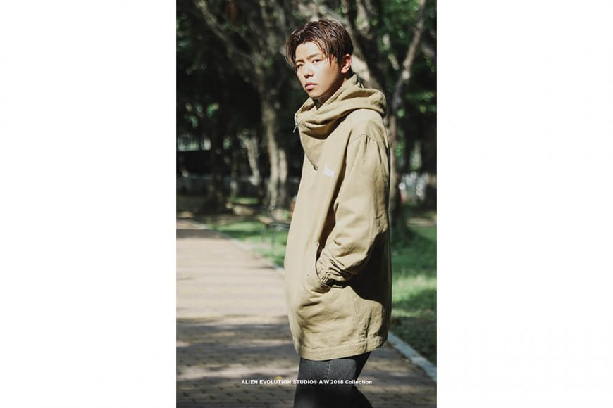 AES 1124(六)發售 18 AW Aes Washed Pullover Jacket (4)