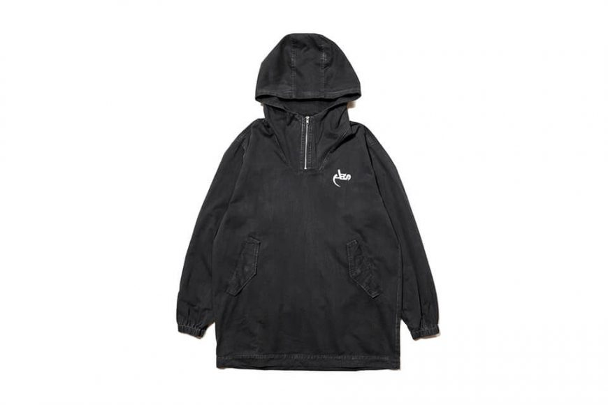 AES 1124(六)發售 18 AW Aes Washed Pullover Jacket (6)