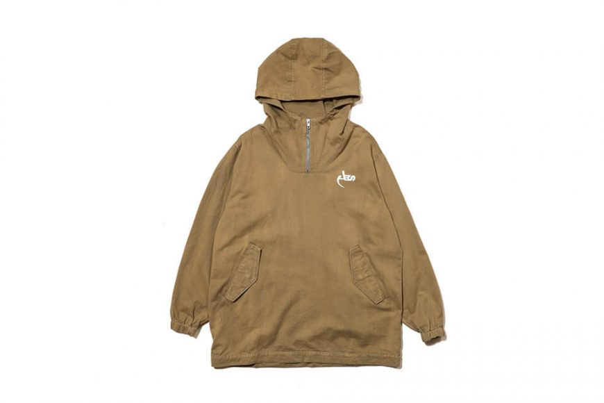AES 1124(六)發售 18 AW Aes Washed Pullover Jacket (8)