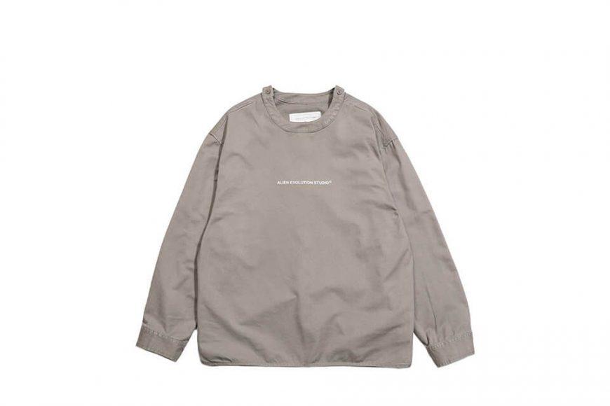 AES 113(六)發售 18 AW Military Smock Shirt (3)