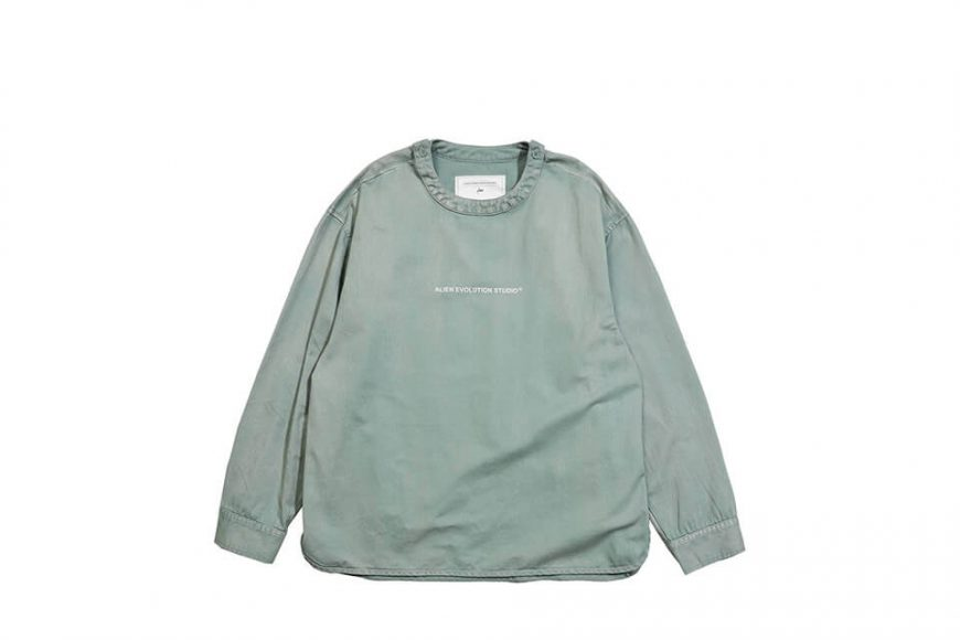 AES 113(六)發售 18 AW Military Smock Shirt (4)