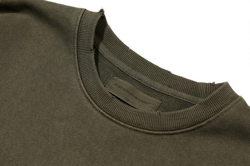 AES 121(六)發售 18 AW Aes Bones Sweatshirt (6)