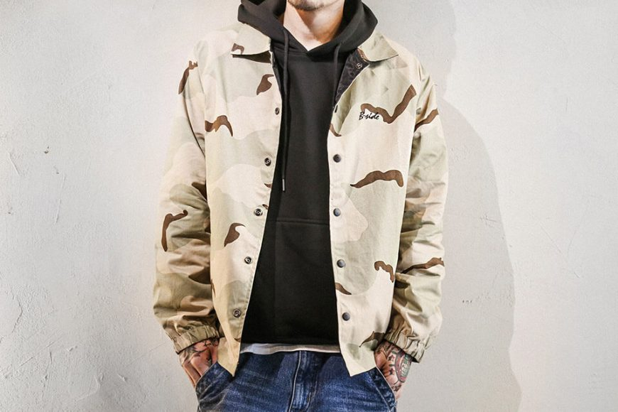 B-SIDE 117(三)發售 18 AW Doule Sided Coach JKT (1)