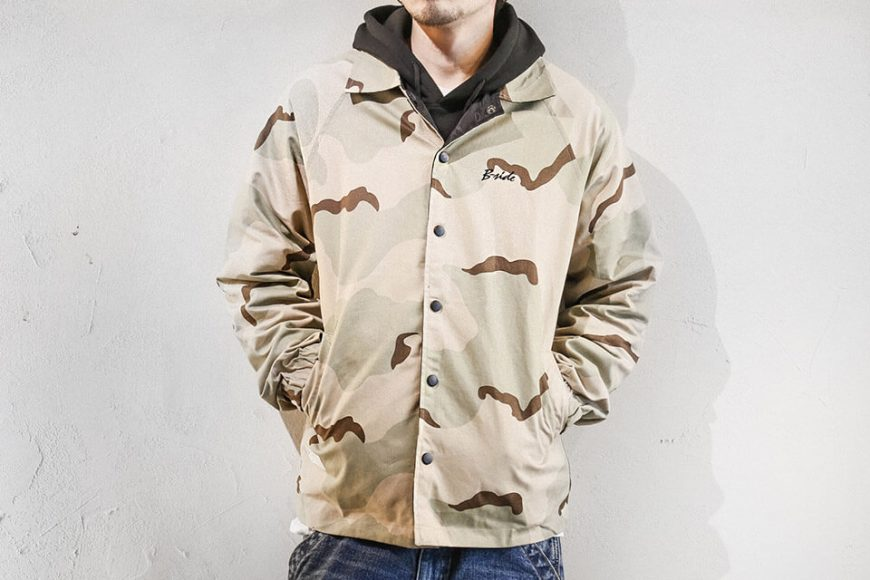 B-SIDE 117(三)發售 18 AW Doule Sided Coach JKT (2)