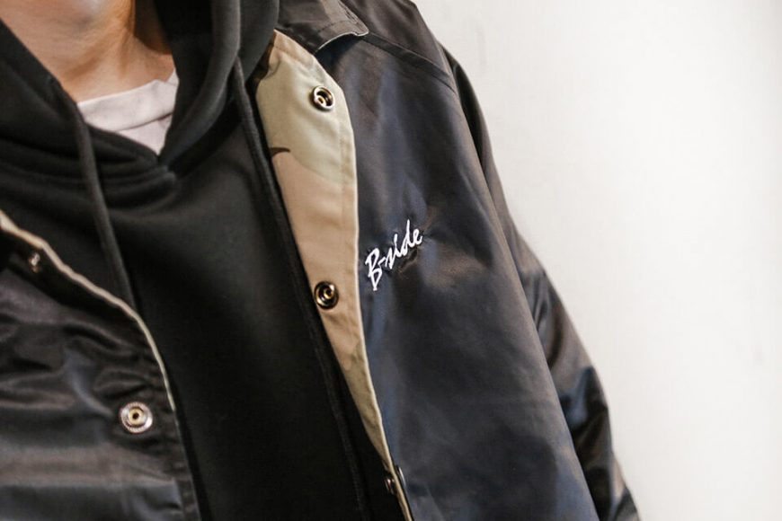 B-SIDE 117(三)發售 18 AW Doule Sided Coach JKT (6)